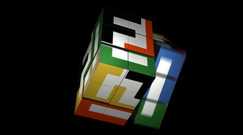 F21 som rubiks kube.