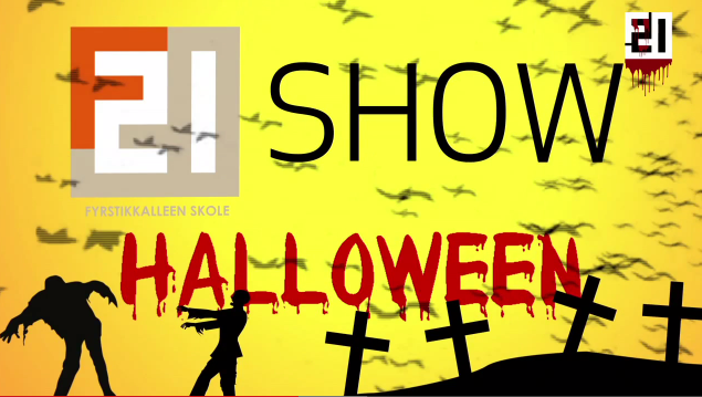F21 Show - Halloween