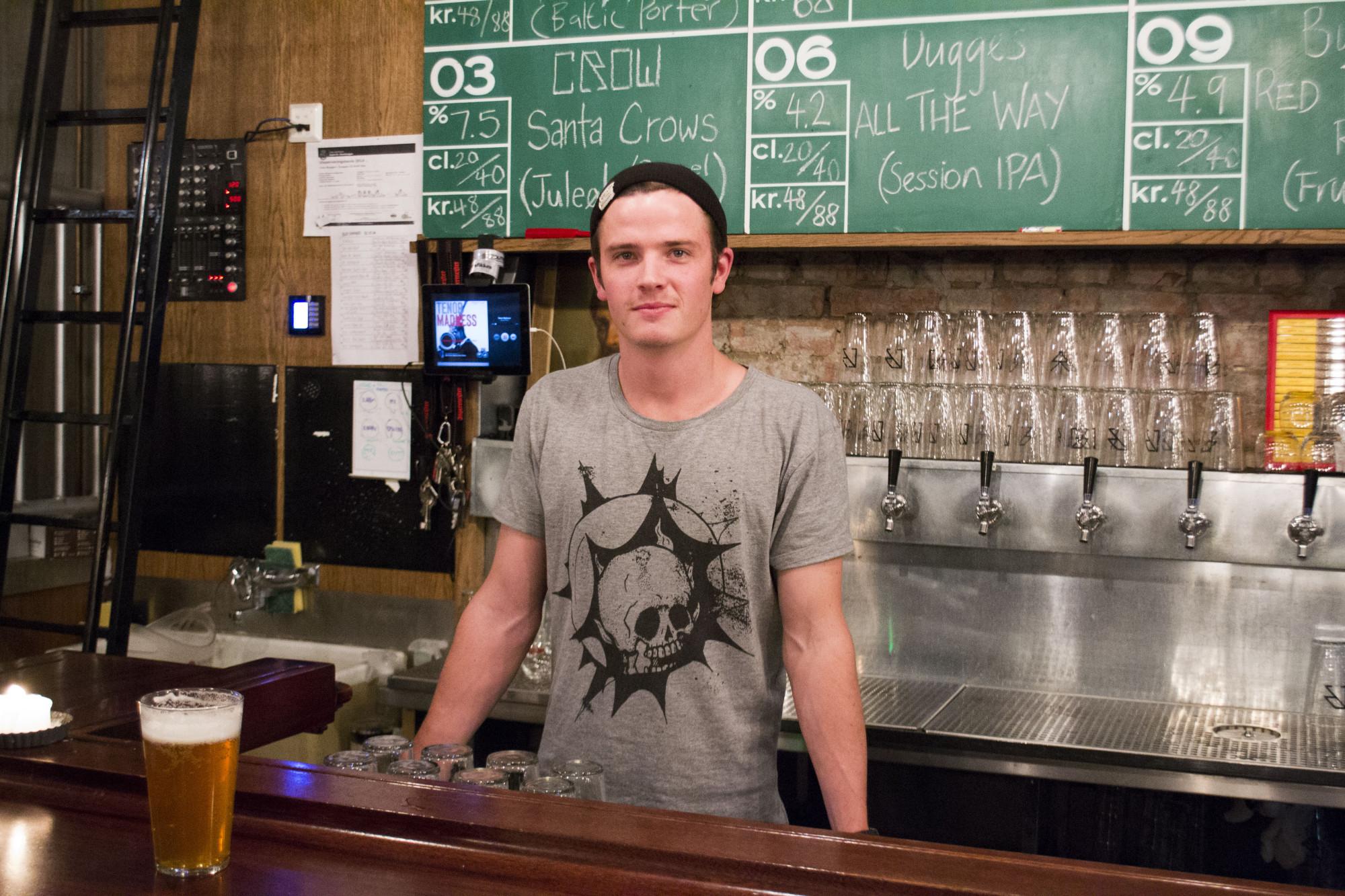 Torggata har blitt pusset opp og har fått nytt liv. I denne reisereportasjen besøkes blant annet nye Crowbar og daglig leder, Brendon Arneill (26).