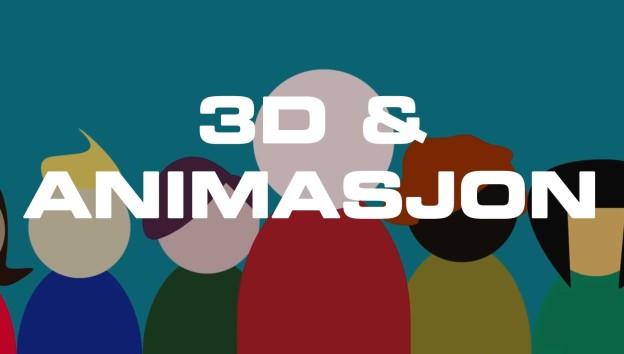 3d-animasjon