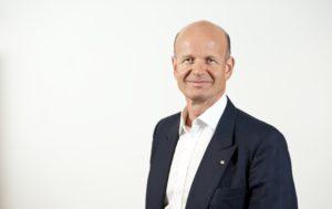 Sven Mollekleiv, president i Norges Røde Kors. Foto: Olav A. Saltbones/Røde Kors)