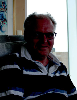 Psykolog Jon Middelborg