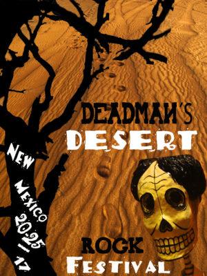 Emilio - Deadmans Desert