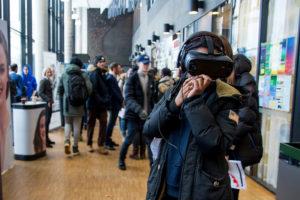 VR. Foto: Louise Skjelbreid Andersen