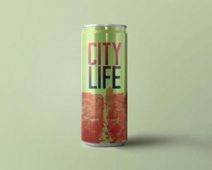 Ole Johnsen: Citylife-emabalasje