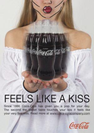 Sabina Kjær: Feels like a kiss